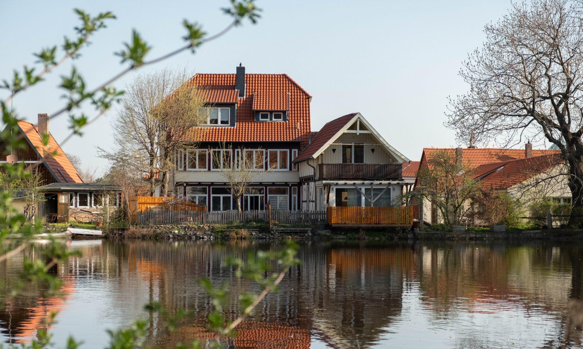 Ferienhäuser Ilsenburg